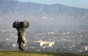 MILITARY RELIEF EFFORTS IN HAITI AFTER DEVASTING EARTHQUAKE