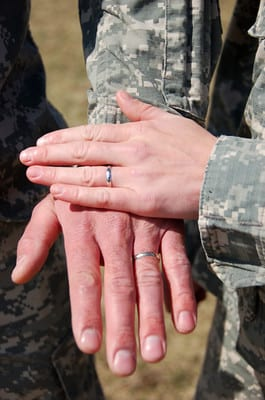 married soldiers